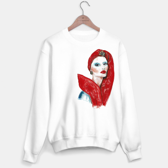 Thumbnail image of Marc Jacobs__Fashion Illustration Sweater regular, Live Heroes