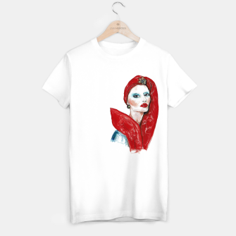 Thumbnail image of Marc Jacobs__Fashion Illustration T-shirt regular, Live Heroes
