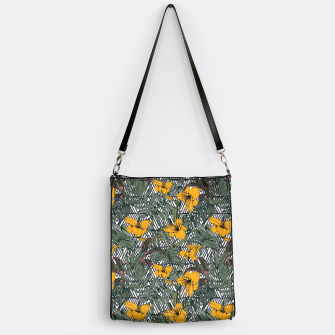 Thumbnail image of Tribal tropical bloom Bolso, Live Heroes