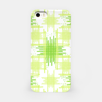 Miniature de image de Intersecting Lines Pattern Design iPhone Case, Live Heroes