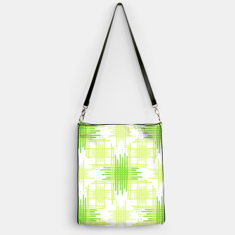 Miniature de image de Intersecting Lines Pattern Design Handbag, Live Heroes