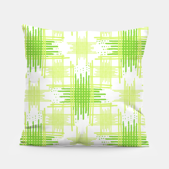 Miniature de image de Intersecting Lines Pattern Design Pillow, Live Heroes