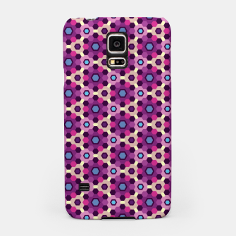 Thumbnail image of Geometric Web 02 Samsung Case, Live Heroes