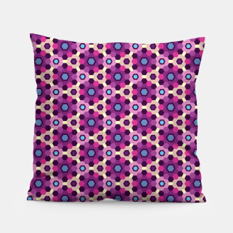 Thumbnail image of Geometric Web 02 Pillow, Live Heroes