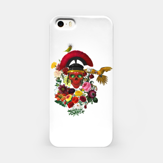 Thumbnail image of Only Skull in The World iPhone Case, Live Heroes