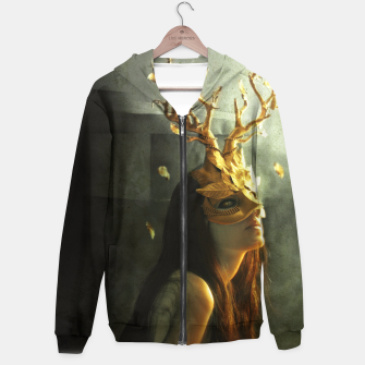 Miniatur Dusk Of Hallows Hoodie, Live Heroes