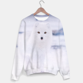 Thumbnail image of Artic Fox Sweater, Live Heroes