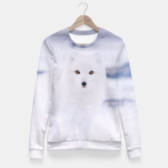 Thumbnail image of Artic Fox Fitted Waist Sweater, Live Heroes