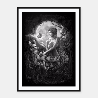 Thumbnail image of Winya No. 115 Framed poster, Live Heroes