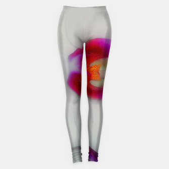 Thumbnail image of white orchid Legginsy, Live Heroes