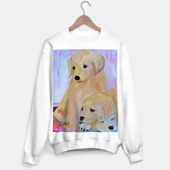 Thumbnail image of  Labrador puppies Bluza standard, Live Heroes