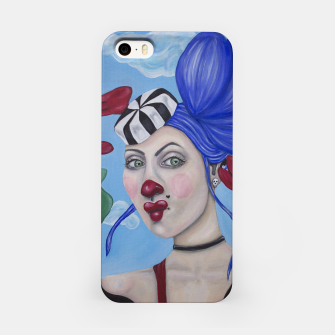 Thumbnail image of Got the Blues iPhone Case, Live Heroes