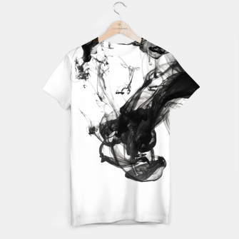 Abstract 008 T-shirt Bild der Miniatur