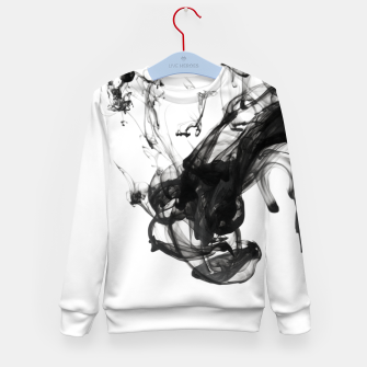 Abstract 008 Enfantin Sweat-shirt Bild der Miniatur