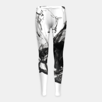 Abstract 008 Leggings de fille Bild der Miniatur
