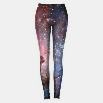 Miniature de image de Galaxy Outerspace Leggings, Live Heroes