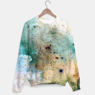 Thumbnail image of Inverted Galaxy Outer Space Sweater Jumper, Live Heroes