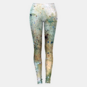 Thumbnail image of Inverted Galaxy Outer Space Leggings, Live Heroes