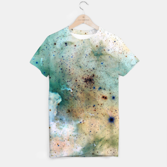 Miniature de image de Inverted Galaxy Outer Space Tee Shirt, Live Heroes