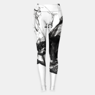 Abstract 008 Leggings Bild der Miniatur