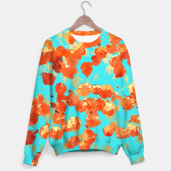 Thumbnail image of Teal Decor Sweater, Live Heroes