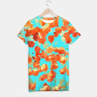 Thumbnail image of Teal Decor T-shirt, Live Heroes