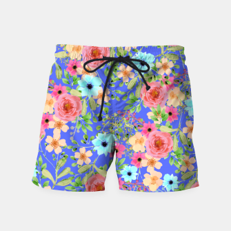 Thumbnail image of Bageecha Swim Shorts, Live Heroes