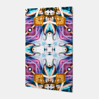 Thumbnail image of Kaleidoscope Series V1 Canvas, Live Heroes