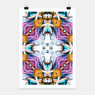 Thumbnail image of Kaleidoscope Series V1 Poster, Live Heroes