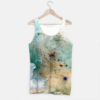 Thumbnail image of Inverted Galaxy Outer Space Tank Top Shirt, Live Heroes