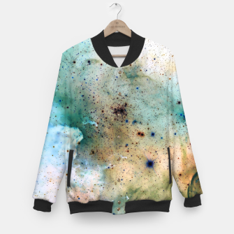 Miniaturka Inverted Galaxy Outer Space Baseball Jacket, Live Heroes