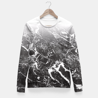 Miniaturka The Misty Waves Fitted Waist Sweater, Live Heroes