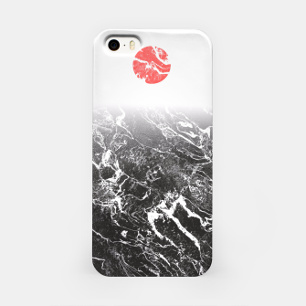 Miniaturka The Misty Waves iPhone Case, Live Heroes