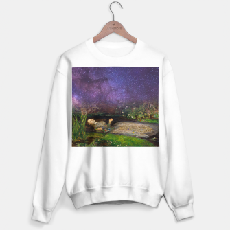 Miniatur To Become an Angel You Must First Die - Ophelia Sweater regular, Live Heroes