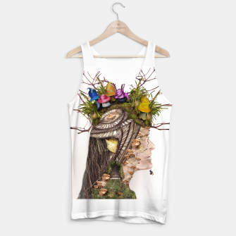 Thumbnail image of Woodland Fairytale Tank Top, Live Heroes