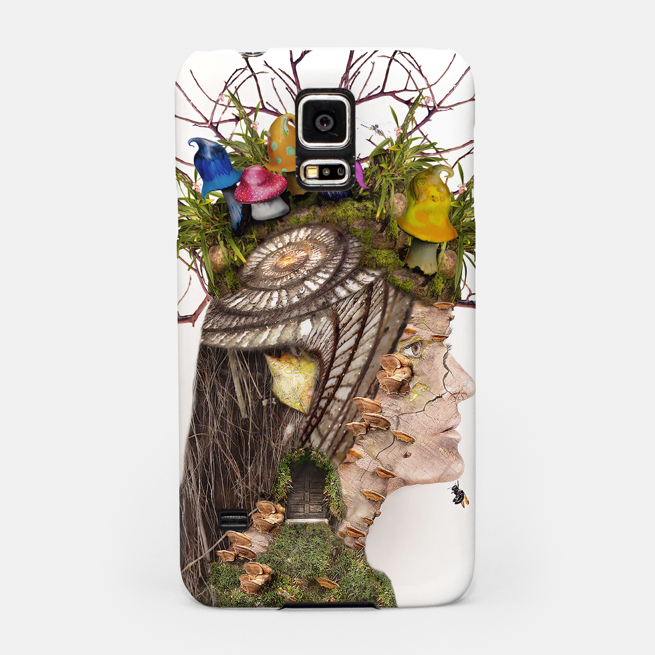 Image of Woodland Fairytale Samsung Case - Live Heroes