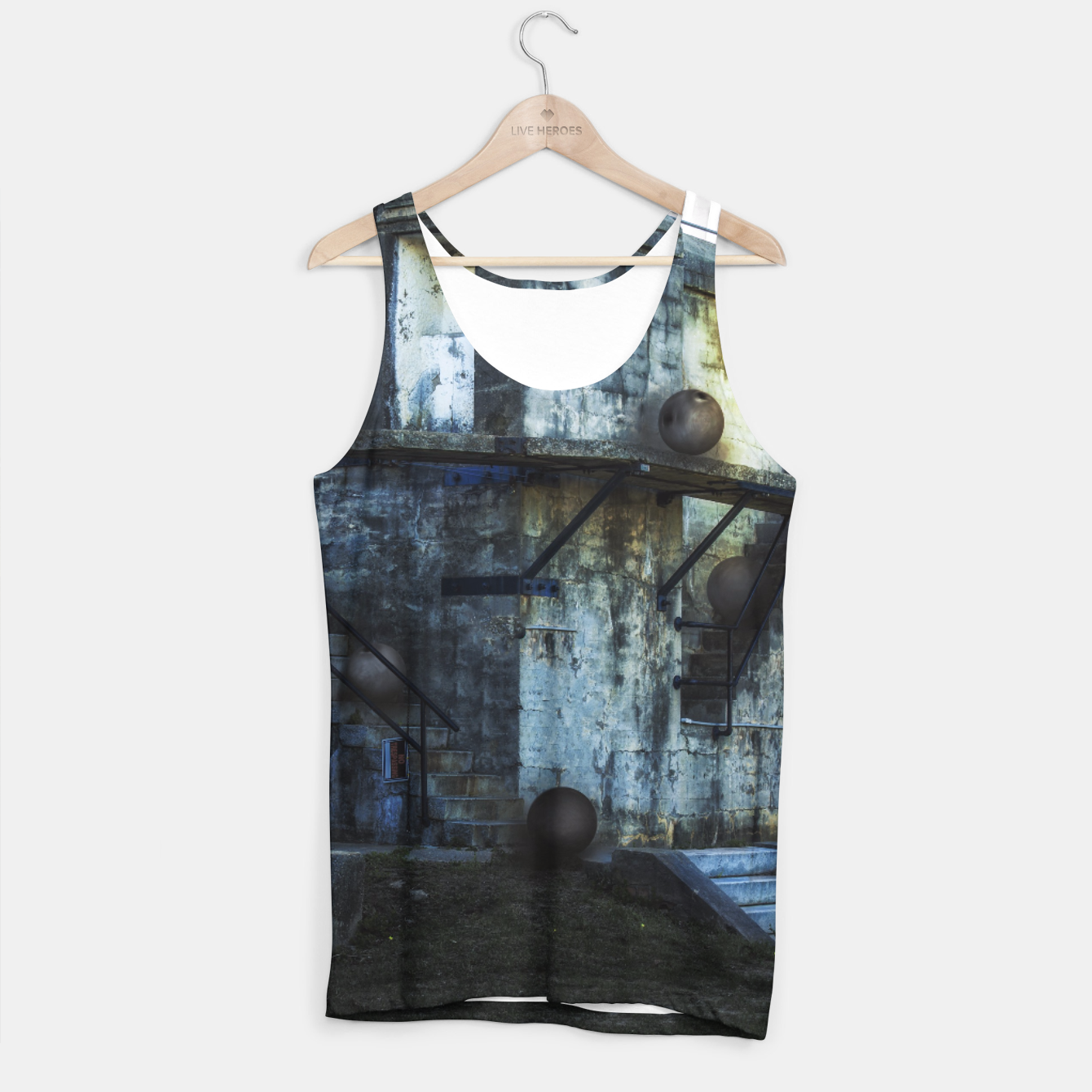 Image of Semantic Ambiguity Tank Top - Live Heroes