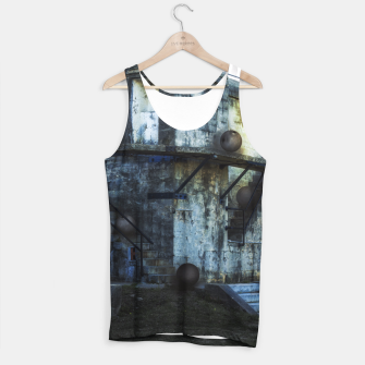 Thumbnail image of Semantic Ambiguity Tank Top, Live Heroes