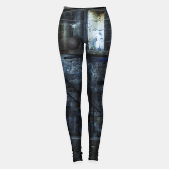 Thumbnail image of Semantic Ambiguity Leggings, Live Heroes