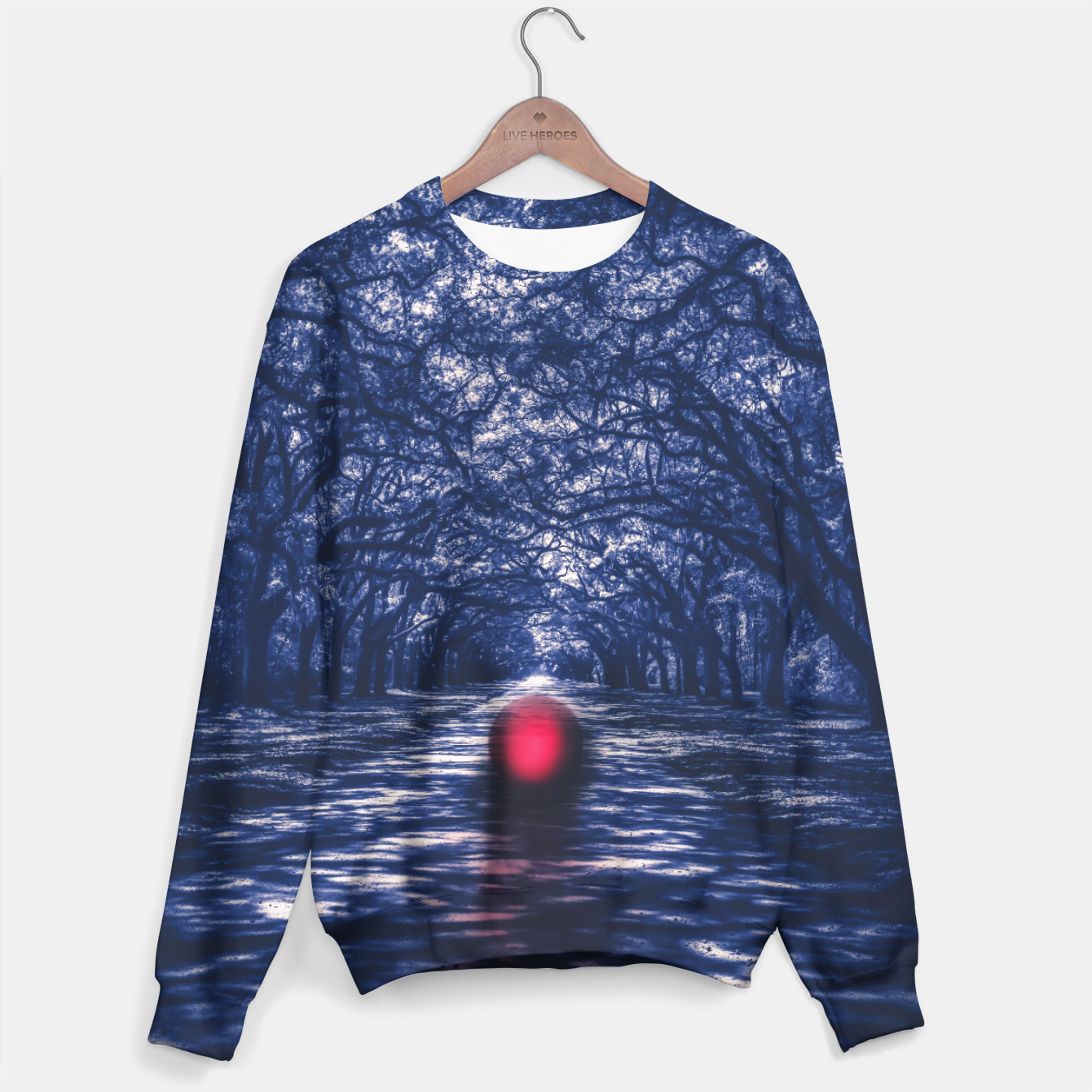 Image of Lost in Unconsciousness Sweater - Live Heroes