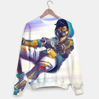Thumbnail image of Graffiti Shooter Sweater, Live Heroes
