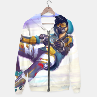 Thumbnail image of Graffiti Shooter Hoodie, Live Heroes