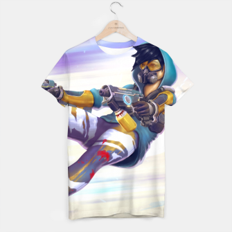 Thumbnail image of Graffiti Shooter T-shirt, Live Heroes