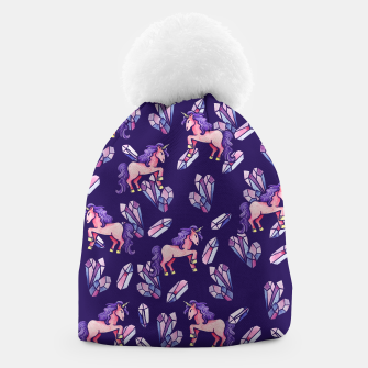 Thumbnail image of Unicorn Crystal Magical  Beanie, Live Heroes