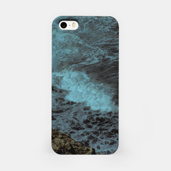 Thumbnail image of Feel the waves iPhone Case, Live Heroes