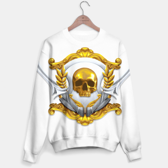 Thumbnail image of Pirate Emblem Sweater, Live Heroes