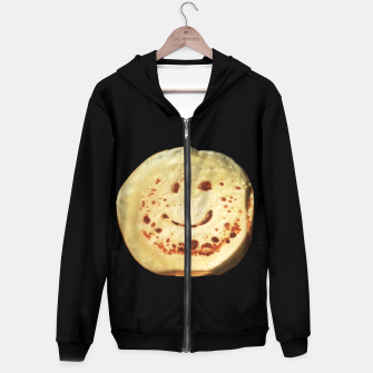 Thumbnail image of Yummy Positive Pancake Hoodie, Live Heroes