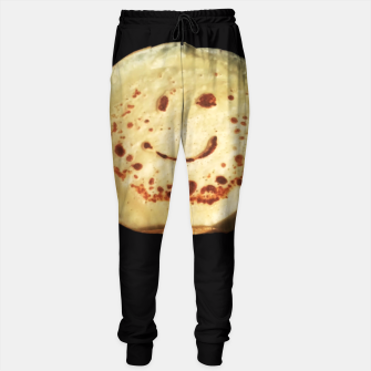 Thumbnail image of Yummy Positive Pancake Sweatpants, Live Heroes