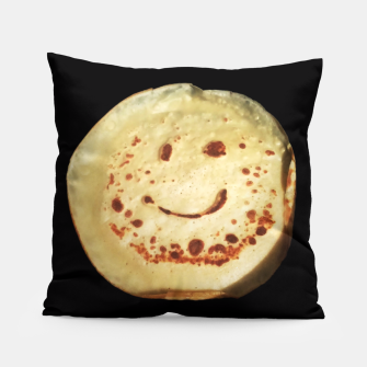 Thumbnail image of Yummy Positive Pancake Pillow, Live Heroes