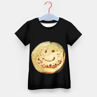 Thumbnail image of Yummy Positive Pancake Kid's T-shirt, Live Heroes